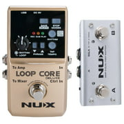 Best Loop Pedals - NUX Loop Core Deluxe Loop Core Deluxe 24-bit Review