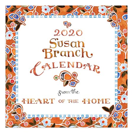 2020 Susan Branch Mini Calendar (Mini Wall Calendar Kids)