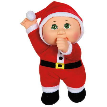 Cabbage Patch Kids Holiday Helpers Nicholas Santa Plush](Santa Plush)