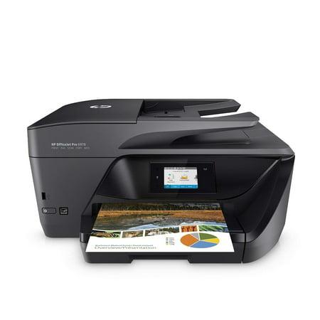 HP OfficeJet Pro 6978 Color Inkjet Wireless All-In-One Printer Inkjet 2140 Fax