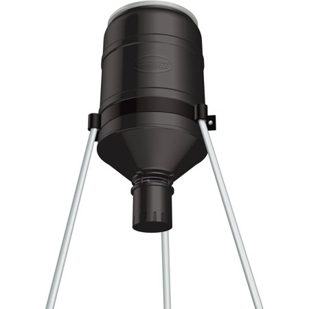 American Hunter 180-Pound EZ-Fill Tripod Feeder Kit Combo