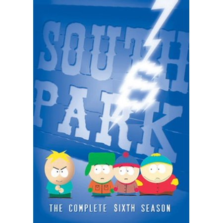 South Park: The Complete Sixth Season (DVD) - South Park Halloween Wallpaper