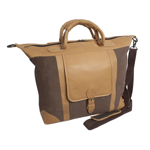 Canyon Outback Leather Ruby Falls 18'' Duffel