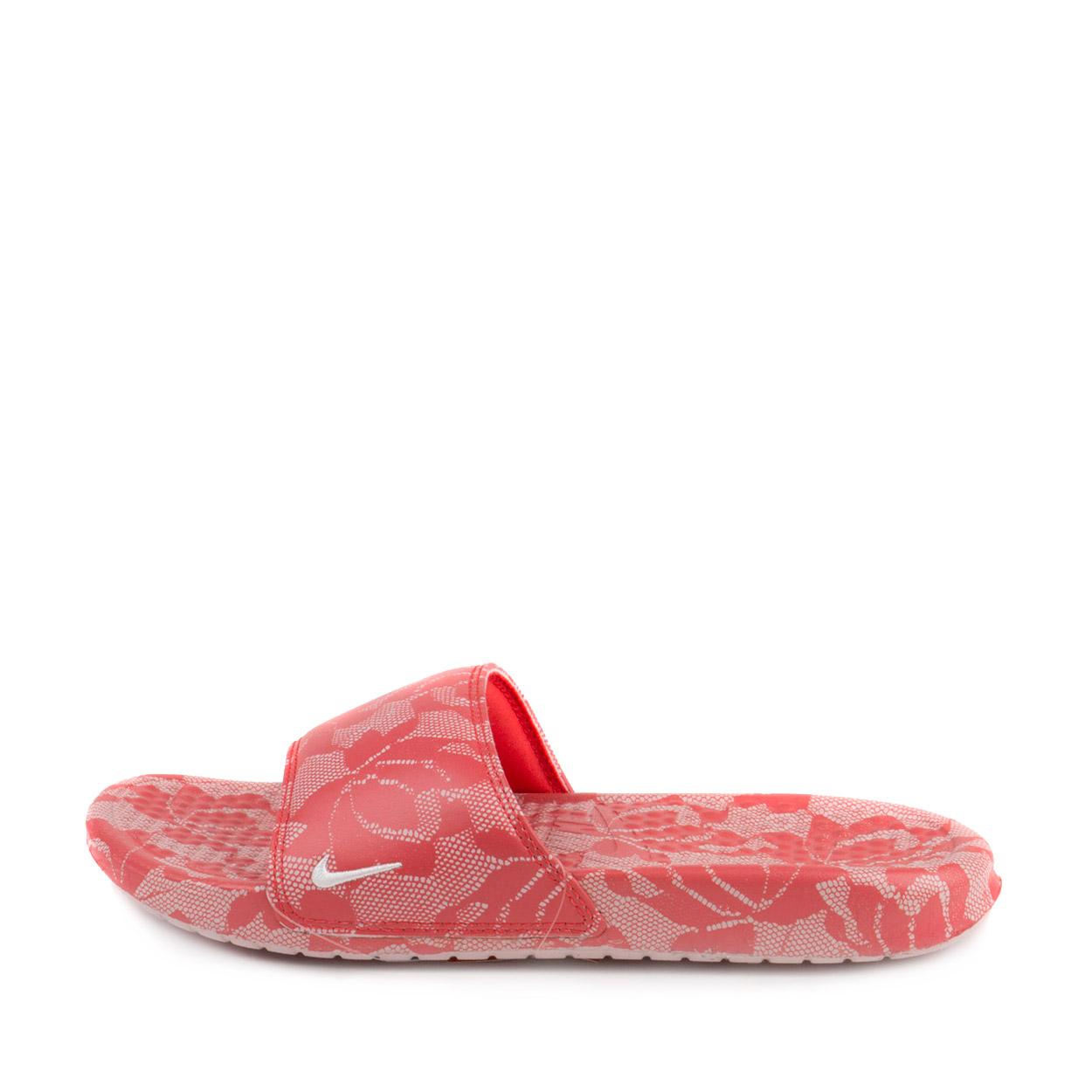 Nike Womens LAB WMNS Benassi SP Light Crimson/White-Champagne 789565-616 -  Walmart.com