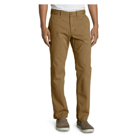 Eddie Bauer Men's Legend Wash Chino Pants - Classic Fit (Eddie Bauer Pants)