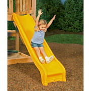 PlayStar Yellow Scoop Playground Slide