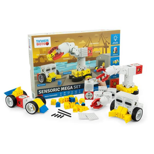 Tinkerbots 4251161800039 Sensoric Mega Set
