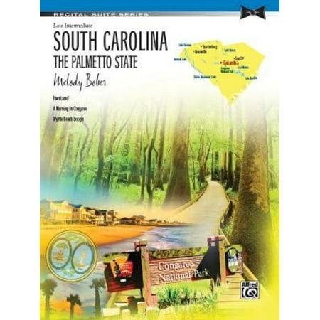 South Carolina   The Palmetto State  Sheet