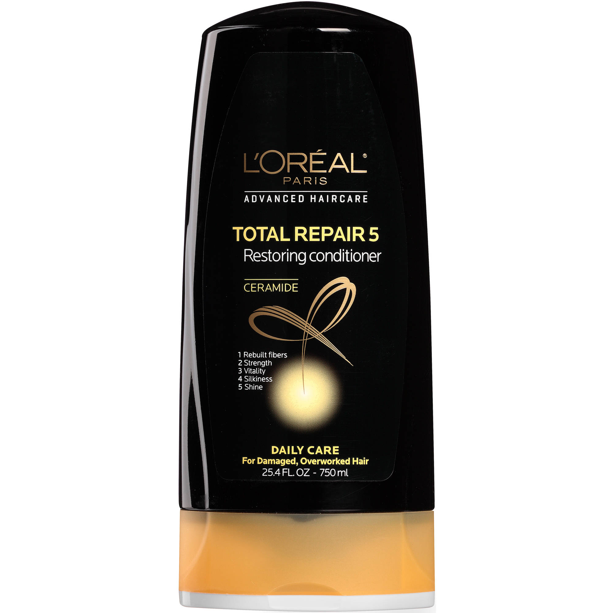 L'Oreal Paris Hair Expert Total Repair 5 Restoring Conditioner 25.4 FL OZ