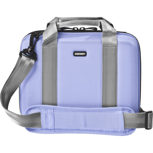"""Cocoon Innovations 10.2"""" Murray Hill Netbook Case, Cooper Blue"""