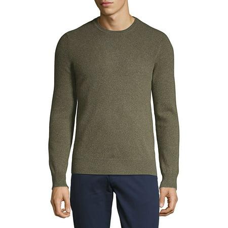 - Crewneck Cashmere Sweater