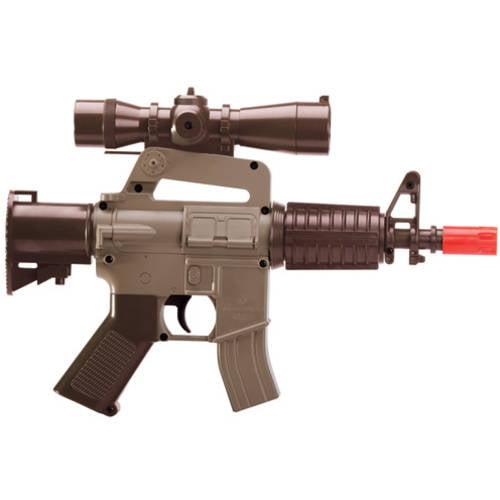 U.S. Marines MR01 Airsoft Close Support Mini Rifle