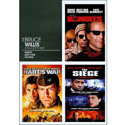 Bruce Willis - Triple Feature [DVD]