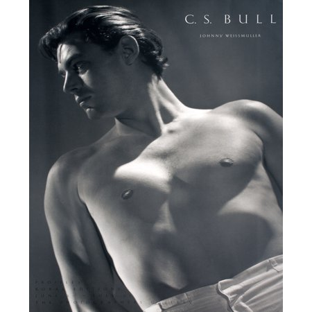 Clarence Sinclair Bull Johnny Weismuller 1986 Poster