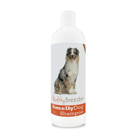 Healthy Breeds 840235160410 Australian Shepherd Smelly Dog Baking Soda Shampoo