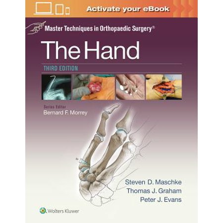 Master Techniques in Orthopaedic Surgery: The Hand -