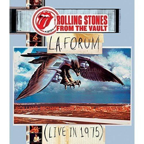 The Rolling Stones: From The Vault - L.A. Forum (Live In 1975) (DVD)