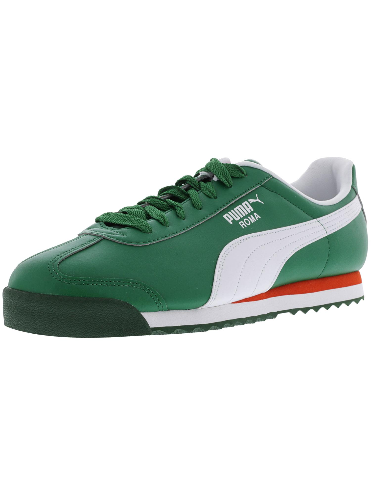 Puma Men's Roma Basic Verdant Green