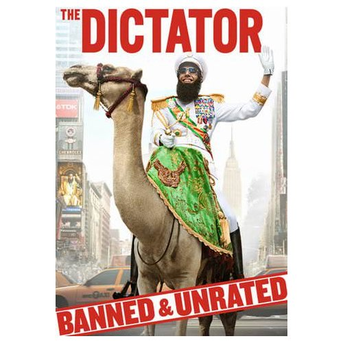 The Dictator (Banned and Unrated) (2012)