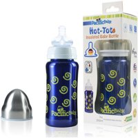 Pacific Baby Hot Tot Insulated Steel Baby Bottle 7 oz