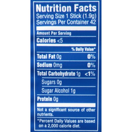 Trident Original Flavor Sugar Free Gum - with Xylitol - Bulk Pack - 60  Packs (840 Pieces Total)