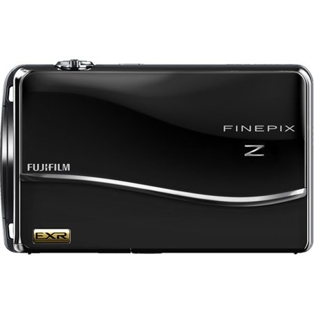 Fujifilm FinePix Z800EXR 12 MP Digital Camera with 5x Periscopic Optical Zoom and 3.5-Inch Touch-Screen LCD (Black) Fujifilm FinePix Z800EXR- 12MP SuperCCD EXR, Fujinon 5x Periscopic Optical Zoom, 3.5 High Resolution (16:9) Touch LCD. Dual Direction GUI with Auto Rotation, Other features include: Hybrid High Speed AF, Face Detection with Red Eye Removal, Face Recognition, Pet Detection, Intelligent Image Stabilization, High Sensitivity 3200 ISO, 6 Scene - SR Auto Automatic Scene Recognition, Motion Panorama, HD Movie 720p with Sound, Thin Metal Body 16.9mm, Li-Ion Rechargeable Battery.