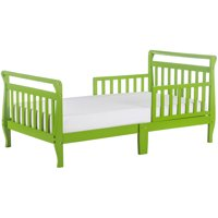 Dream On Me Sleigh Toddler Bed, Pecan