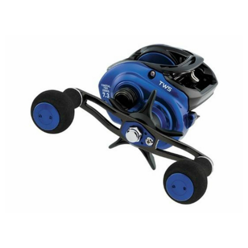 Daiwa Coastal TWS Saltwater Baitcasting Reel, Right Hand