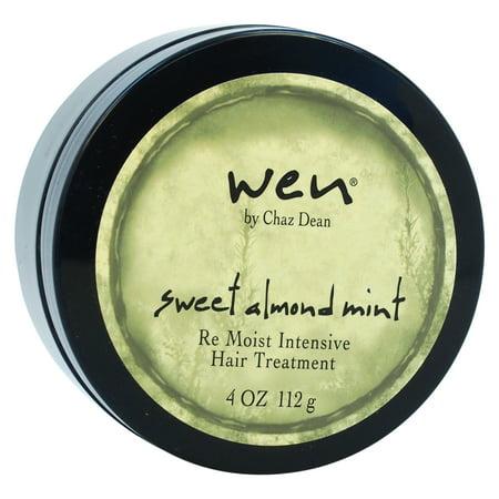 Wen by Chaz Dean Sweet Almond Mint Re Moist Intensive Hair (Wen By Chaz Dean Customer Service Number)