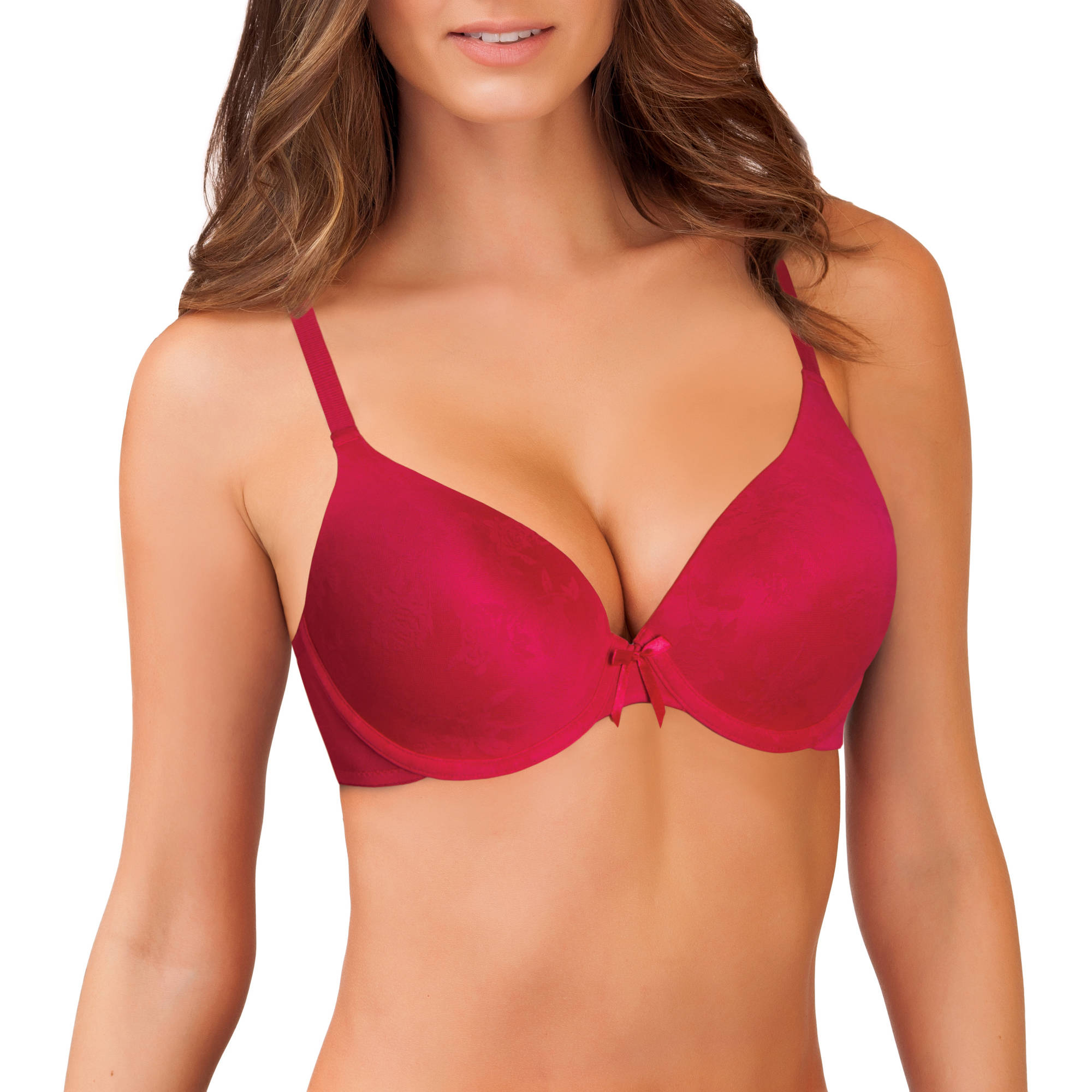 Simply Basic Women's Tee Shirt Bra
