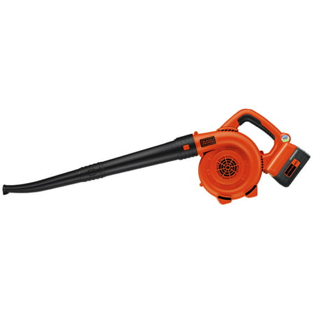 BLACK+DECKER LSW36 40V MAX Cordless Lithium-Ion Variable-Speed Handheld Sweeper