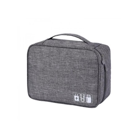 011004f45287 Sweetsmile Portable Multi-functional Waterproof Travel Storage Bag  Electronics Accessories Data Cable Organizer - Walmart.com