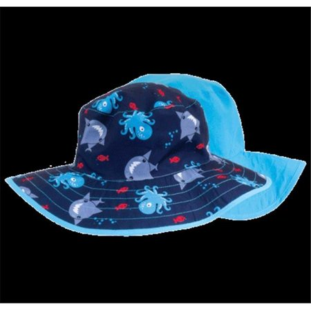 Banz HRB022 Baby Octopus Printed Reversible Hat