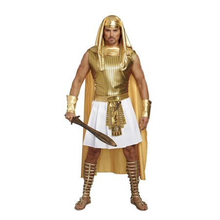 Dreamgirll Men's Ramses Egyptian Costume Set for $<!---->
