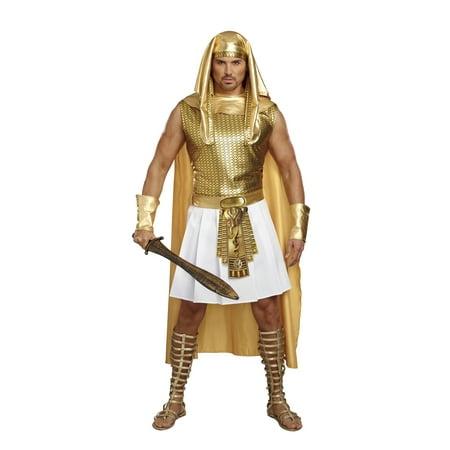 Dreamgirll Men's Ramses Egyptian Costume Set