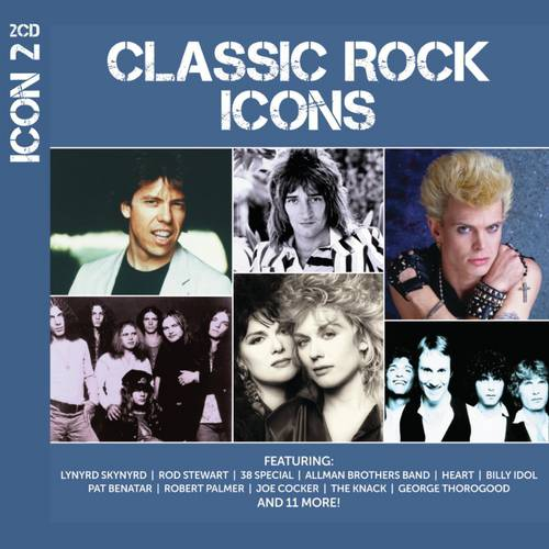 Icon Series: Classic Rock (2CD)
