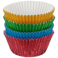 Wilton Standard Primary Foil Baking Cups 48ct Pack