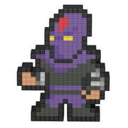 PDP Novelty Toy Pixel Pals - Teenage Mutant Ninja Turtles Foot Soldier