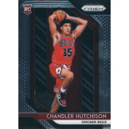 2018-19 Panini Prizm #70 Chandler Hutchison Chicago Bulls Rookie Basketball Card](Halloween Ball Chicago 2017)