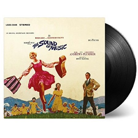 Sound Of Music Soundtrack (Vinyl) - Halloween Soundtrack Music