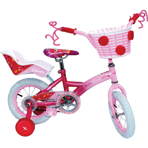 "12"" Street Flyers Lalaloopsy Girls' Bike, Purple"