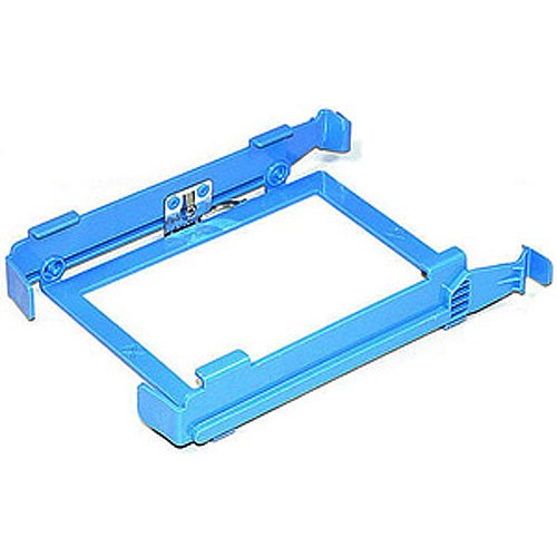 Dell Blue Hard Drive Caddy For Dimension E310 3100 9150 9200 5150 5100 E510 Optiplex GX520 GX620 Optiplex 960 320 330 360210LOptiplex 740 745 755 760 Part Number: H7283 U6436 YJ221 RH991 - Refurbished