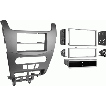 New Metra 99-5816 Single/Double DIN Stereo Dash Kit for 2008-2011 Ford Focus