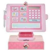 Disney Princess Style Collection Play Cash Register, 14 Pieces