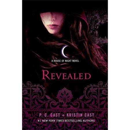 Revealed  A House Of Night Novel