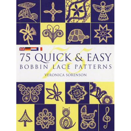 Chota Quick Lace - 75 Quick & Easy Bobbin Lace Patterns - eBook