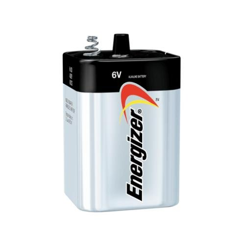 Energizer 529 6-Volt Battery (Pack of 6) by