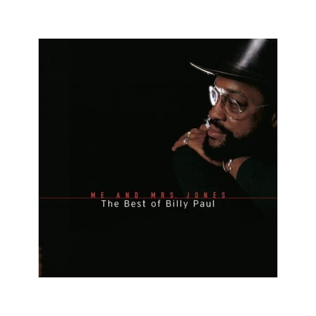 Me and Mrs Jones: The Best Of Billy Paul (CD)