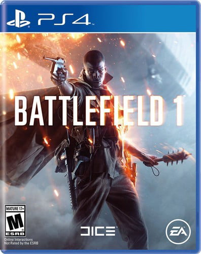 Battlefield 1, Electronic Arts, PlayStation 4, 014633733891 by Electronic Arts