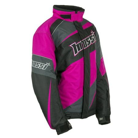 Women's Mossi Fusion Snowmobile Jacket Coat Winter Weatherproof Waterproof (Fusion Motorcycle)